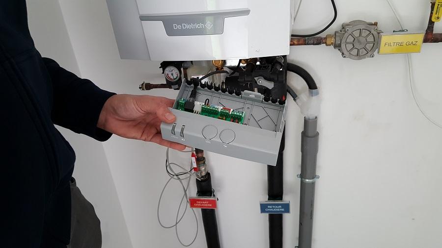 Comment installer un thermostat pour chaudière à gaz ?