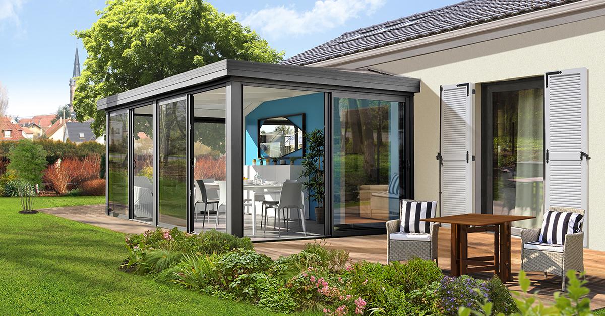 La véranda, une meilleure option pour agrandir une maison